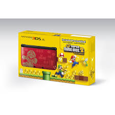 nintendo 3ds xl new super mario bros 2 limited edition walmart com