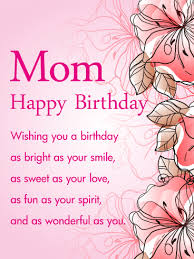 birthday cards for mom happy birthday cards for moms love care and