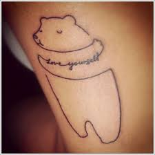 35 bear tattoo designs for your animalistic side inside best