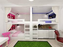 Toddler Bedroom Designs Bedroom Design Room Design Three Children Bedroom Designs