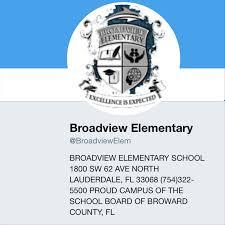 Zip Code Map Broward by Broadview Elementary Homepage