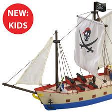 pirate ship kids model full kit modelspace