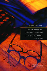 lexisnexis online bookstore law of pledges guarantees and letters of credit 5th edition