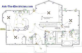 electric house wiring diagram home electrical wiring diagram