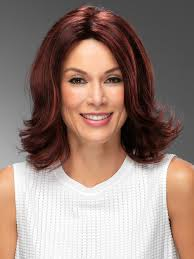 57year old hair color carrie wig by jon renau lace front 100 human hair wigs for