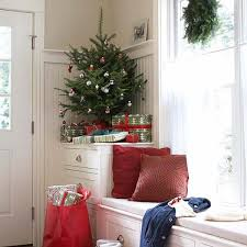 Ideas For Christmas Trees In Small Spaces by Christmas Tree Ideas For Small Spaces Pictures Reference