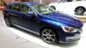 2014 volvo v60 t5 ocean race edition exterior and interior