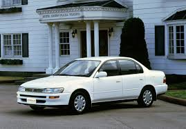 toyota corolla sedan 1993 toyota corolla sedan 1993 specification cars for sale global