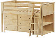an enormous selection of mid high loft and low loft beds