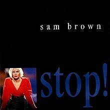 stop sam brown song