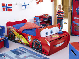 Race Car Beds Red Race Car Beds For Toddlers With Storage Under Bed Plus Blue
