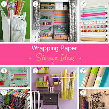gift wrap storage ideas paper storage ideas american greetings