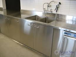 Commercial Kitchen Cabinets Stainless Steel Vintage Industrial Stainless Steel Sinks Design Ideas U0026 Decors