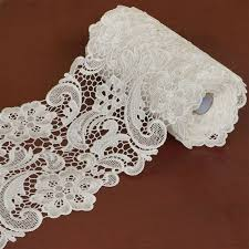 lace ribbon tablecloths chair covers table cloths linens runners tablecloth