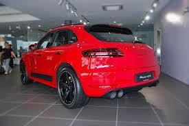 Porsche Macan Gts - porsche macan gts debuts in malaysia autoworld com my