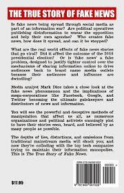 the true story of news how mainstream media