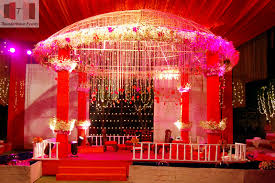 unique indian wedding decorations with flower decoration tips to