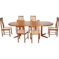 lane dining room furniture mid century dining table and chairs from oldegoodthings on ruby lane