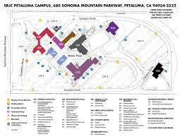Map Of Capri Italy by Maps U0026 Directions Petaluma Campus