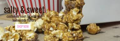 Halloween Popcorn Gifts by Welcome To Bedford Chocolates And Popcorn
