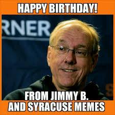 Syracuse Meme - syracuse memes on twitter nikkiferoni happy birthday california