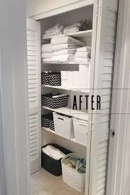 linen closet linen closet organization shutterbean with organizer prepare 8
