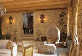 decorative stone interior walls house ideas revivals putting