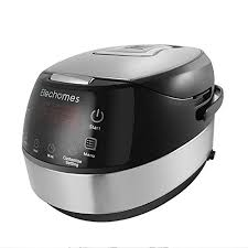 amazon black friday steamer elechomes cr502 10 cups electric rice cooker 16modes led touch