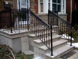 remarkable fine exterior stair railings railings exterior stairs