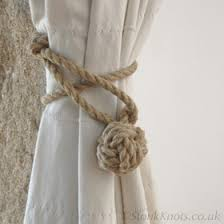 Curtain Rope Tie Backs Interesting Idea Rope Curtain Tie Backs Epic Shower For Rod