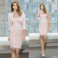 of the gowns modest pink of the dress 2017 lace feathers