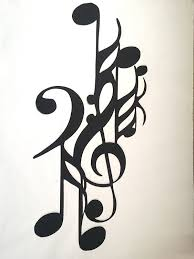music note home decor music and notes art deco metal wall art home decor wall