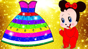 mickey mouse u0026 minnie mouse baby learn colors watermelon