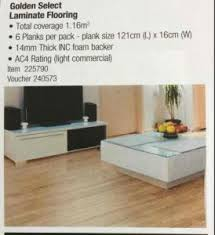 golden select laminate flooring costco 14 38 for 1 16m sq