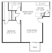 Metropolitan Condo Floor Plan 1 2 3 Bedroom Apartments For Rent In Lubbock Tx Metropolitan