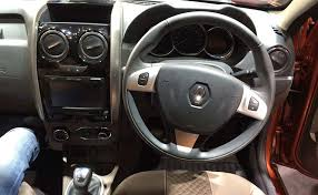 New Duster Interior 2016 Renault Duster Facelift To Launch On March 3