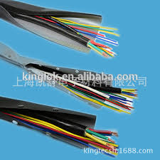 cable sleeving tarpaulin cable management button tube hose sleeves