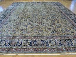 7x12 Rug by Buy Antique Mashad Persian Rug Mashad Authentic Mashad Handmade Rug