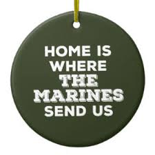 marine corps ornaments keepsake ornaments zazzle