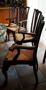 antique chippendale chairs hollywood thing