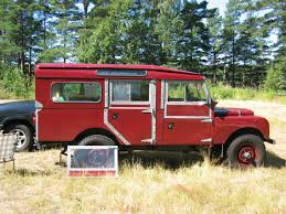 land rover series ii rover series ii station wagon