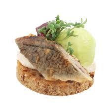 rye bread canapes rye bread canape with carnikavas lrey chamomile tea