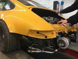 yellow baja bug 996tt powered speed yellow 964 3 6t rwb donjulio 6speedonline