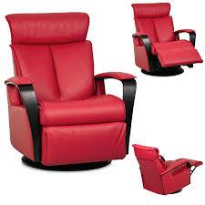 Pottery Barn Swivel Chair Recliners Splendid Leather Recliner Swivel Rocker For Home Decor