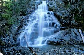 New Hampshire waterfalls images Falls on the falling waters trail new hampshire jpg