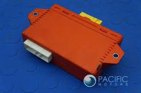 maserati orange ac air heat climate control module ecu 190918 oem maserati