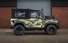 defender land rover 2017 the tweaked land rover military edition u2013 lumberjac