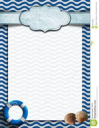 seafood menu template stock illustration image 39416038