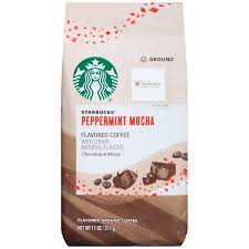Flavored Coffee Starbucks Peppermint Mocha Flavored Coffee From Kroger Instacart