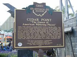 Sandusky Ohio Six Flags Cedar Point